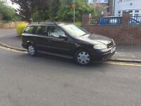 2003 Vaxhall Astra Estate Automatic,Hpi Clear,48000 Miles ,Service History