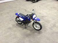 2012 Yamaha 50cc Dirt Bike