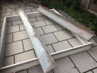 2.2 metre long steel lintel