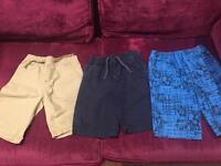 Boys 5-6 years shorts bundle