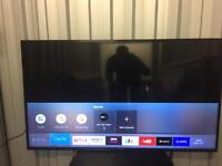 "Samsung 50"" 4K UHD SMART LED TV ue50ku6000"