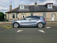 2004 BMW 120d Privacy Glass/Leather