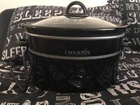 Quick Sale 3.5L CROCK-POT slow cooker ONLY £10!!!