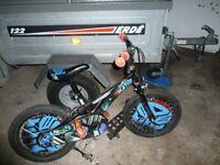 Boys Transformers Bike - Aged 4 to 7