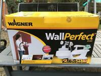 Wagner wall perfect w665 spray gun brand new