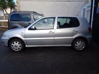 VW polo 1.4 petrol open to offers