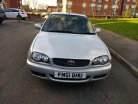 Toyota Corolla 1.6 GS AUTOMATIC Excellent drive service history hpi clear