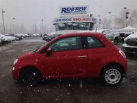 2012 Fiat 500 Pop Automatic / Air Cond