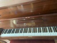 Raymond & Co small upright piano