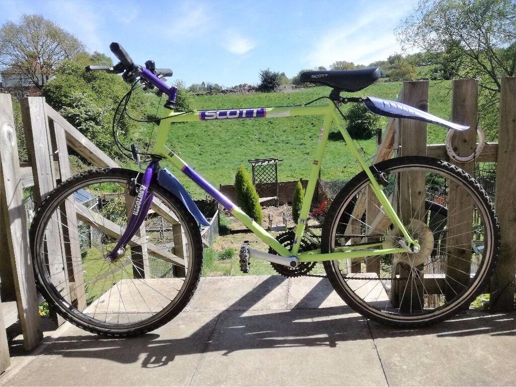 SCOTT retro Sawtooth Mountain Bike