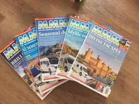 Free copies of MMM (the motorhomer's magazine