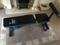 Men's Health Workout Bench for sale