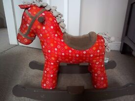 Pixie & Fluff Rocking Horse £35 each or 2 for £60 choose from 2
