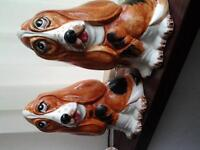 fred basset 12in high price & kensington there are 2 for sale excellent condition
