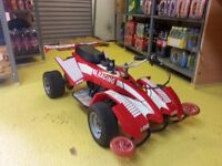 A1 racing go kart electric 36v