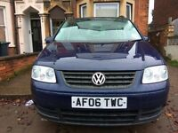 VW TOURAN 2006Y VERY GOOD CONDITION