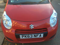 Lady Owner-63 Reg- Suzuki Alto,5dr- Very Low Mileage,£0 Road tax a year!!For sale Only £2199!!