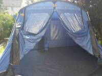 7 person tent used in great condition.