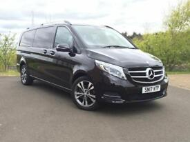 Mercedes-Benz V250D Extra LWB buy this from £399 P/M