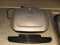 George Foreman grill, used twice, vgc.
