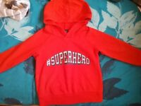 2 years gap superhero jumper