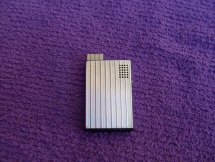 1970'S RONSON PIEZO MODEL ELECTRONIC LIGHTER - GERMAN MADE. Mudgee Mudgee Area Preview