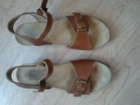 Sandals: ladies size 42
