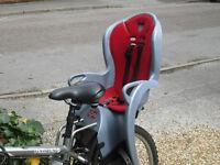 Hamax Kiss Childs Bike Seat £25