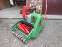 "Suffolk Punch 14"" Lawnmower 28A"
