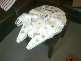 Huge 2008 Hasbro Star Wars The Legacy Collection Millennium Falcon