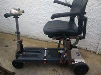 Van Os Excel Yoga Electric Mobility Scooter - Used Once!!!