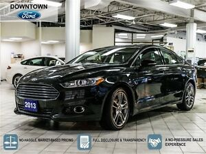 2013 Ford Fusion Titanium, Automatic self Parking, Moonroof, Nav