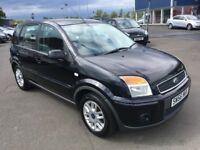 2007 Ford FUSION Zetec 1.4 Automatic , mot - February 2019 ,fiesta,corsa,clio,