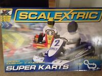 SCALEXTRIC X-Treme Racing X3. Excellent condition, original boxed, great gift