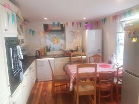 Hammersmith Spacious Double Room Avail in House Share