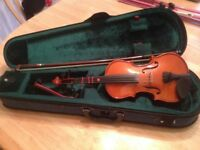 childs 3/4 violin