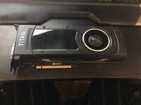 NVIDIA GeForce GTX TITAN X 12GB Graphics Card