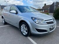 2013 Vauxhall Astra Sportive CDTI Van Turbo diesel 11 months mot NO VAT