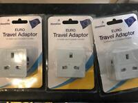 Travel adaptor for Europe