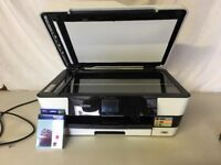 Brother MFC-J6520DW A3 Colour Multifunction Inkjet Printer - used