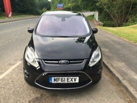 Ford C Max Titanium | Every Optional Extra | Full Service History | Cambelt & Pump Replaced