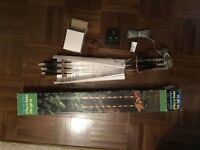 6 Piece LV Garden Stick Light Set