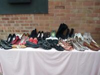 WOMEN'S SHOES & BOOTS. ALL SIZE 6 OR 7.
