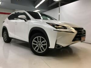 2015 Lexus NX 200t AWD, bluetooth, moonroof, leather, alloys, lu