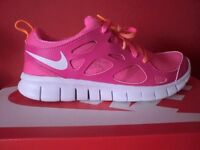 Nike Free Run Trainers - SOLD