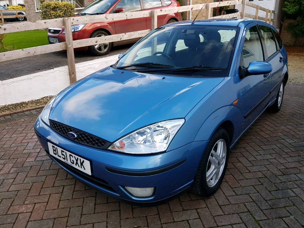 Ford Focus 1.6 SOLD