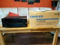 Onkyo TX-SR608 7.2 THX Select 2 plus Home cinema av receiver