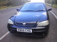 Vauxhall astra 1.4 ecotec
