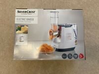 BRAND NEW SilverCrest Electric Grater