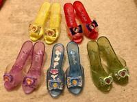 GIRLS DISNEY CHARACTER SHOES